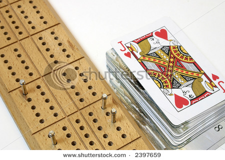 play Cribbage at Coalpit Heath
